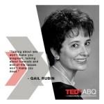 TEDxABQ Gail Rubin