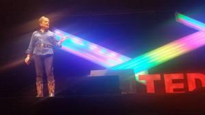 TEDxABQ Gail Rubin Speaking