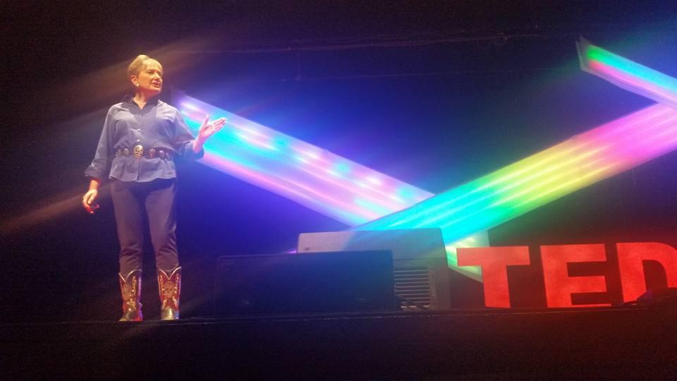 TEDxABQ GR Speaking