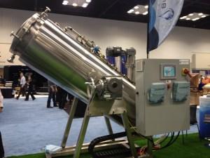 Low Pressure Alkaline Hydrolysis System