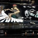 Jazz Club casket