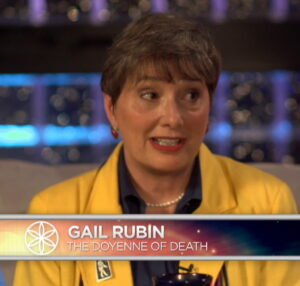 Gaia TV Gail Rubin
