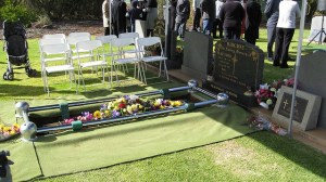funeral grave