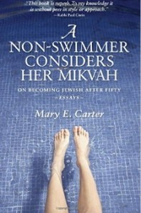 A Non-Swimmer Considers Her Mikvah cover