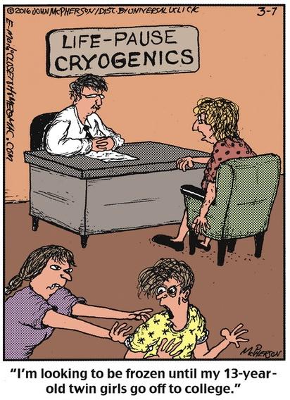 Close to Home Cryogenics