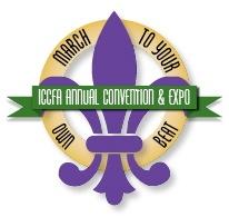 ICCFA New Orleans logo