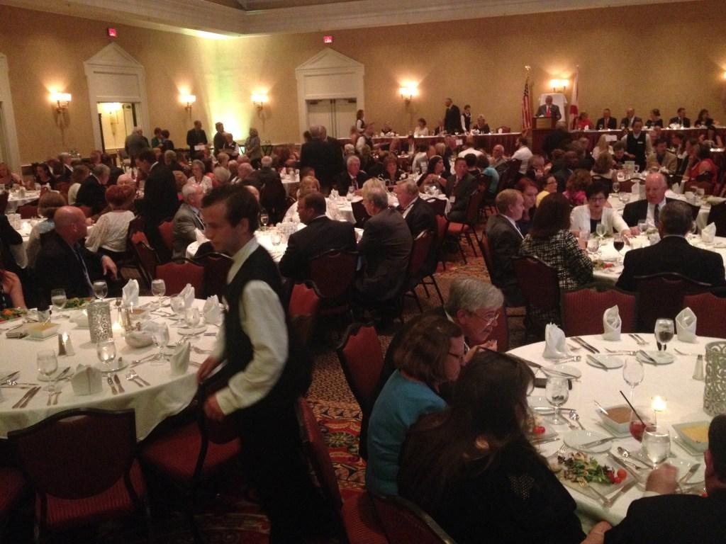 AFDA awards dinner