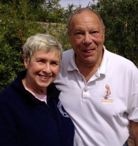 Larry and Sue Mandel
