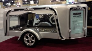Rosewood Trailer Hearse