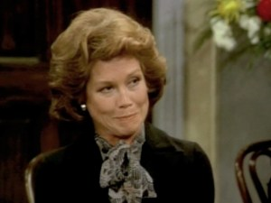 Mary Tyler Moore Chuckles Funeral 2