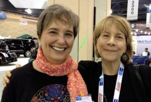 Gail Rubin and Amy Cunningham