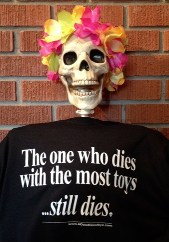 The One Who Dies T-Shirt