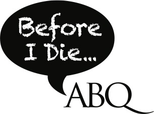 Before I Die ABQ logo