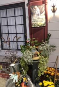 Gardening Vignette