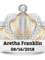 Aretha Franklin crown
