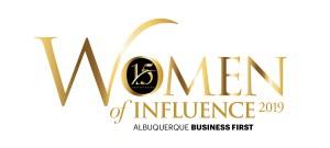 2019 Women of Influence logo
