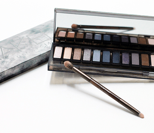 Review: Urban Decay Naked Smoky Palette