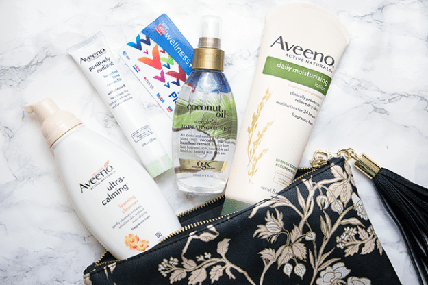 All Over Radiance with Aveeno and OGX at Rite Aid