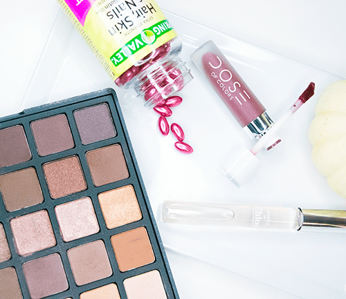 Current Must-Have Fall Beauty Favorites