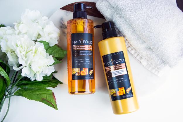Moisturizing Hair Care Routine for Dry Hair with Hair Food | A Good Hue