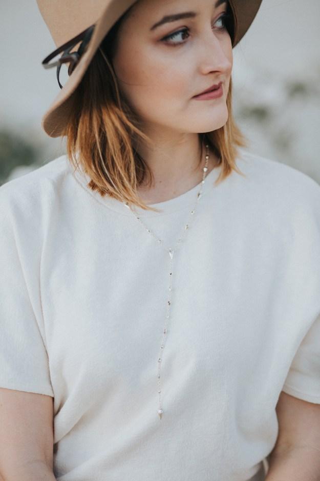 Dainty Details: Kendra Scott Jewelry Necklace | A Godo Hue