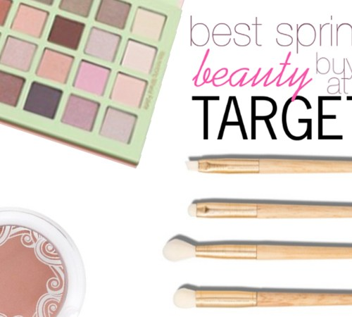 Makeup Monday: Best Spring Beauty Buys at Target