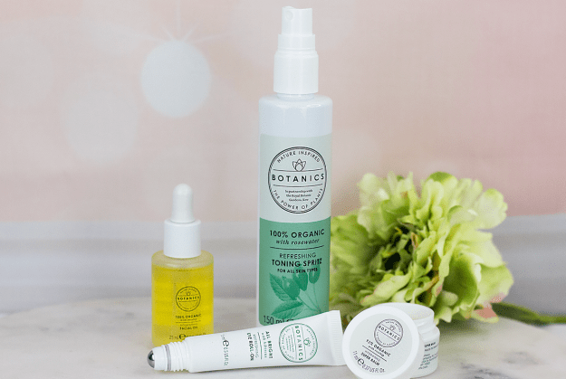 Natural Skincare Routine with Boots Botanics | A Good Hue