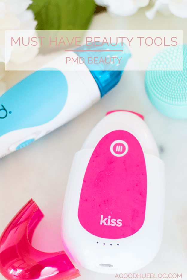 Must-Have Beauty Tools from PMD Beauty | A Good Hue