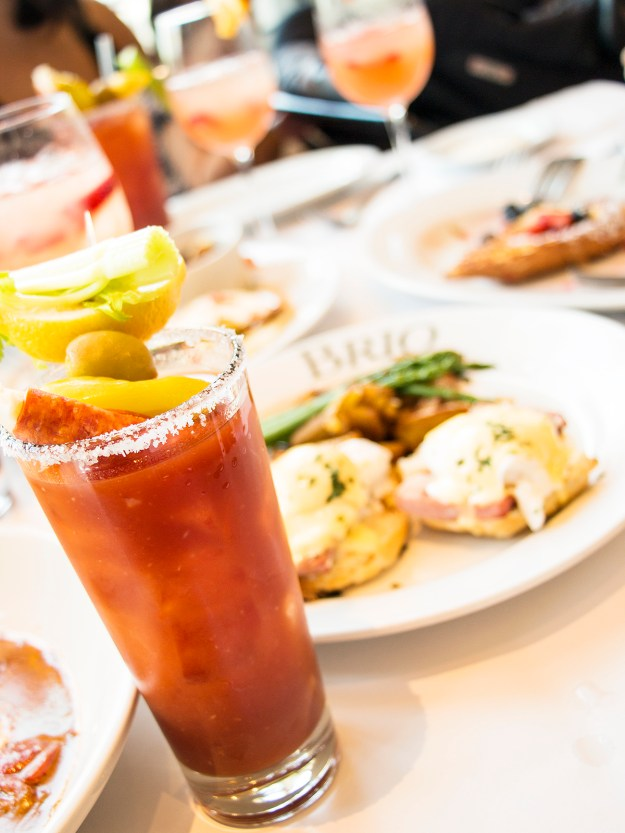 Brunch at Brio Tuscan Grille | A Good Hue