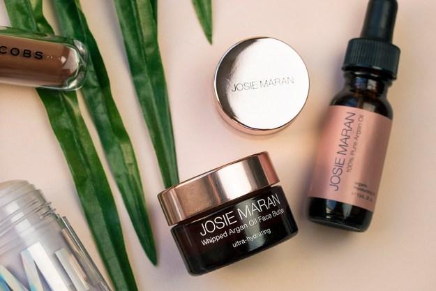 Summer Beauty Must-Haves: Josie Maran Argan Makeup Prep   A Good Hue