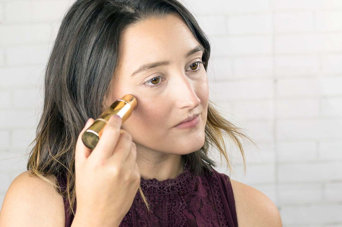 How-To: Soft Copper Fall Makeup Look   A Good Hue