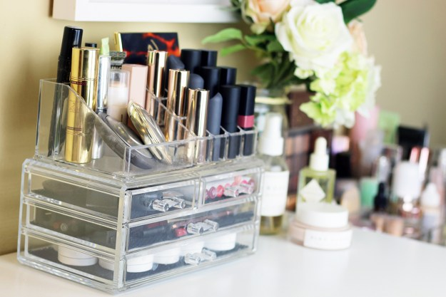 Makeup Organization 101: How I Organize My Beauty Products | A Good Hue