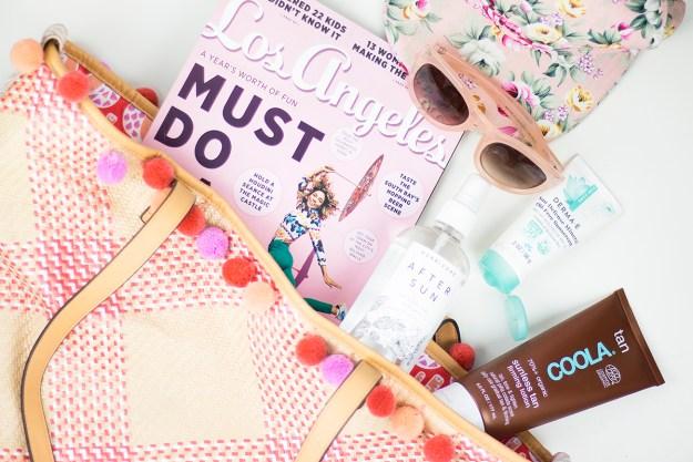 Sun-Safe Beach Bag Beauty Essentials | A Good Hue