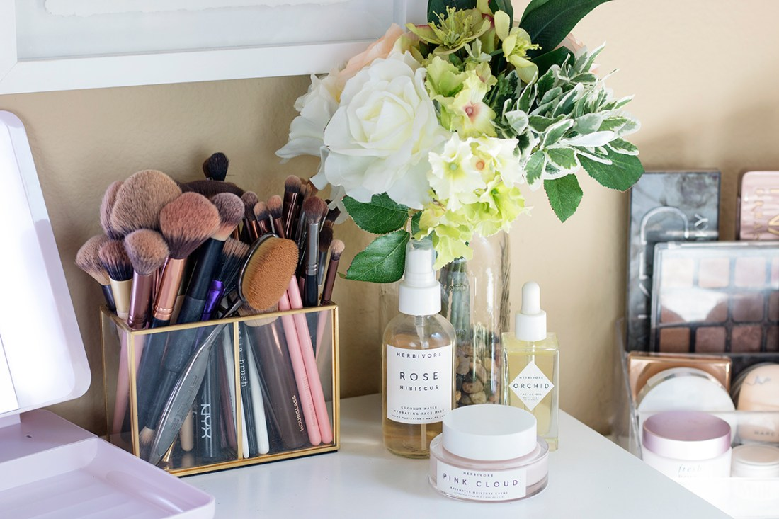 Makeup Organization 101: How I Organize My Beauty Products | A Good Hue