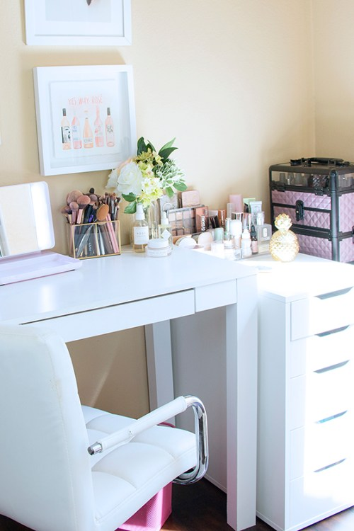 Makeup Organization 101: How I Organize My Beauty Products