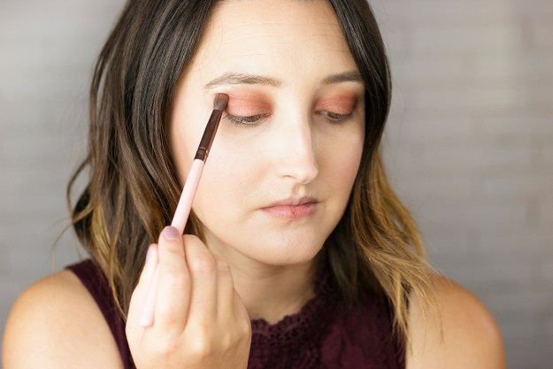 How-To: Soft Copper Fall Makeup Look | A Good Hue