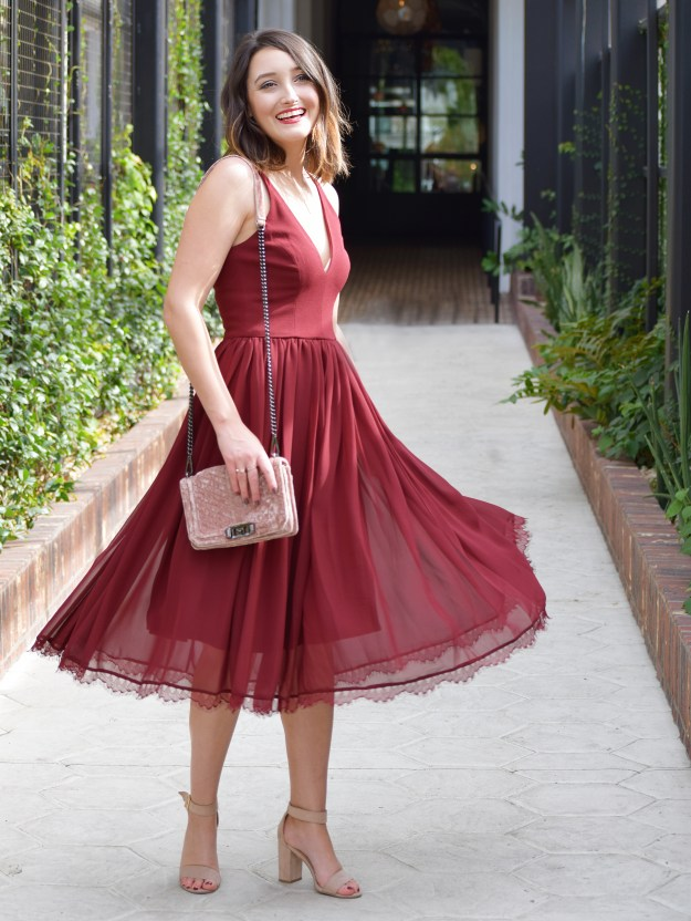 Holiday Party Ready with BHLDN | A Good Hue