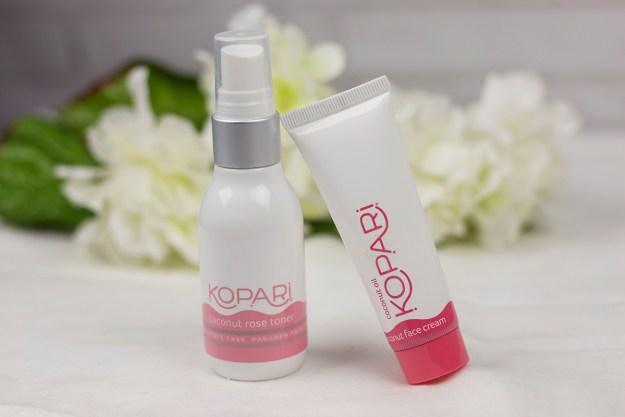Fave Indie Beauty Skincare: Kopari Coconut Face Cream and Facial Toner  | A Good Hue
