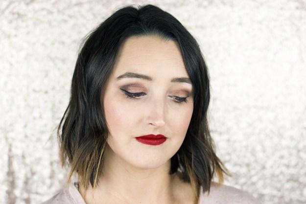 New Year's Eve Makeup 2018   A Good Hue