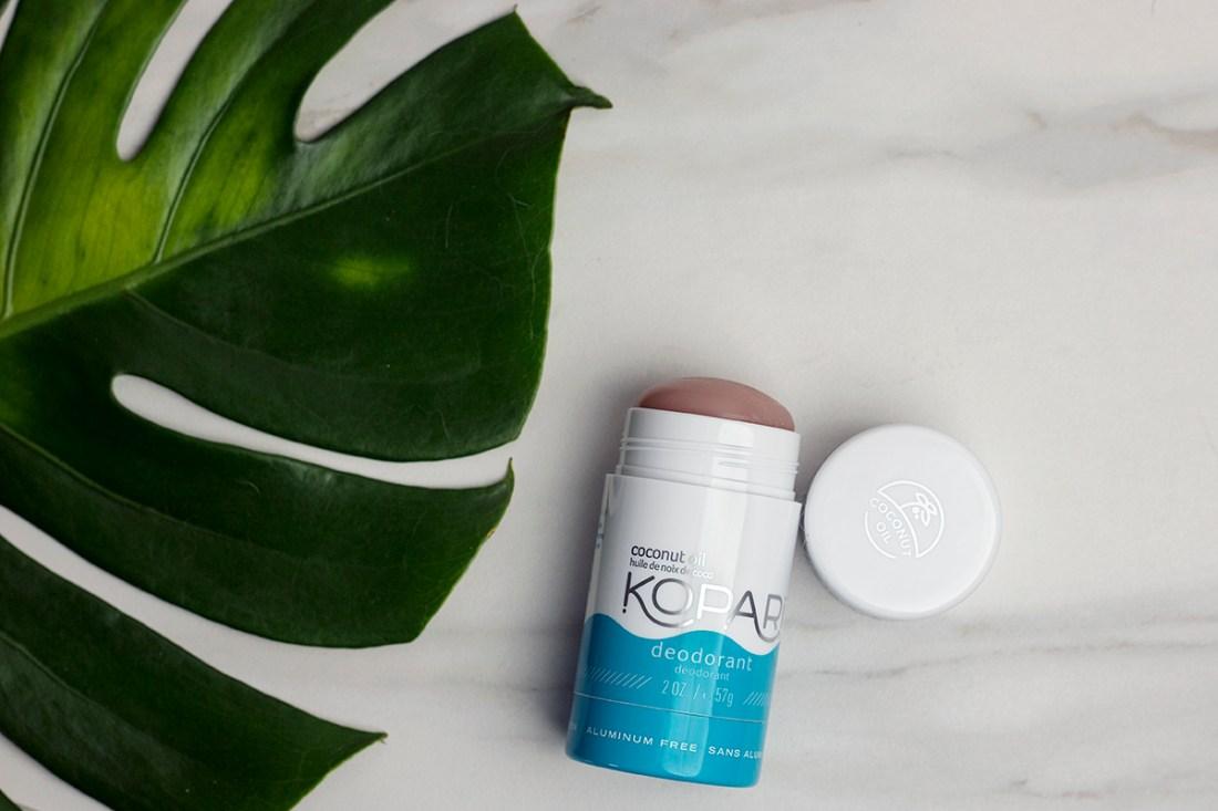 The Best Natural Deodorant: Kopari Coconut Oil Deodorant   A Good Hue