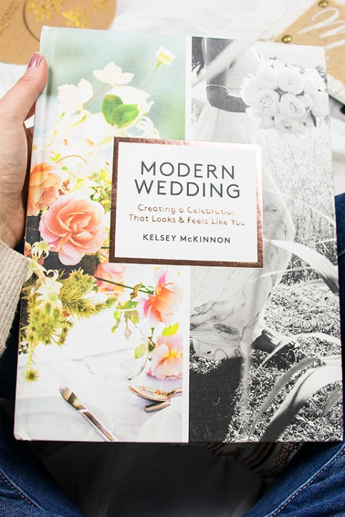 Wedding Wednesday: Modern Wedding Book Review + GIVEAWAY
