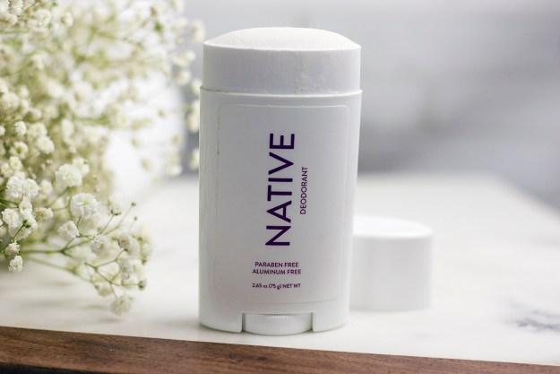The Best Natural Deodorant: Native Deodorant | A Good Hue