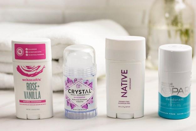 The Best Natural Deodorant | A Good Hue