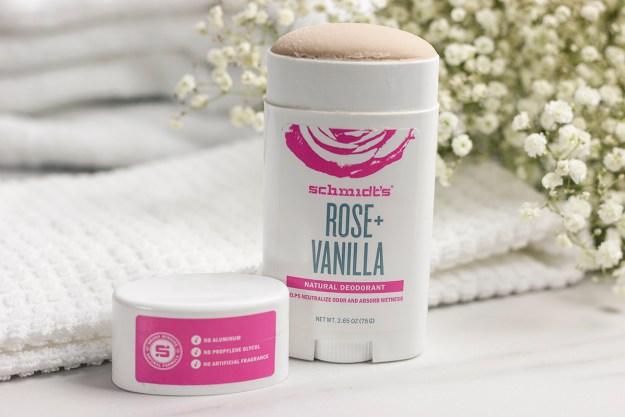 The Best Natural Deodorant: Schmidt's | A Good Hue