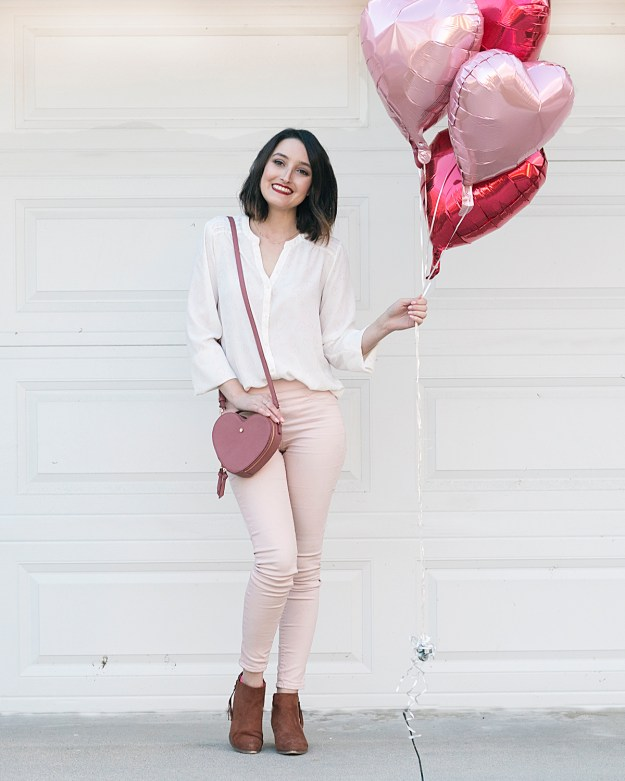 Valentine's Day OOTD | A Good Hue