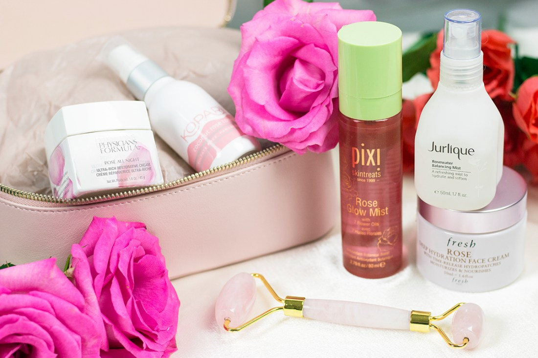 Rose-Infused Skincare Favorites   A Good Hue