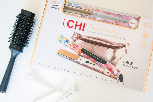 Chi Paint Party Flat Iron Set Review | A Good Hue