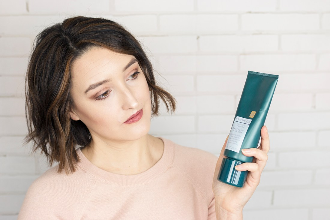 Review: Kristin Ess Scalp Collection | A Good Hue