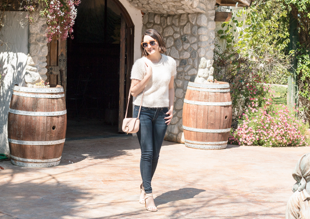 An Enchanting Wine Tasting at Briar Rose Winery | A Good Hue