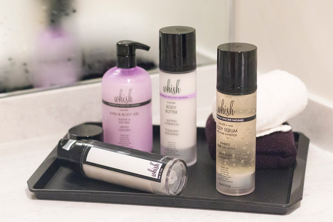 The Best Body Care Products from Whish | A Good Hue